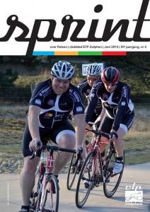 Clubblad Sprint 2015 editie 2