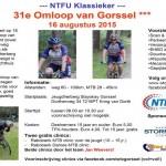 Zondag 16 aug rijdt ETP Zutphen toertocht Gorssel
