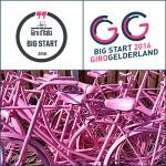 Giro d'Italia Benvenuti a Zutphen zondag 8 mei