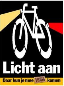 verlichting-fiets