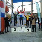 Annemoon van Dienst Nederlands Kampioen Veldcross