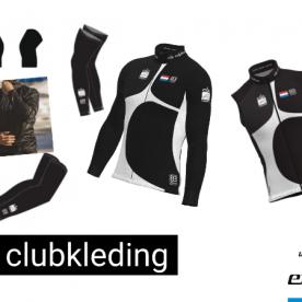 Zaterdag 19 september: Passen Clubkleding